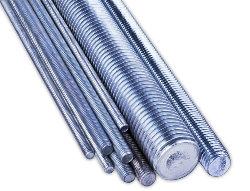 Rod, Studs, Bent Bolts | All America Threaded Products | AATP